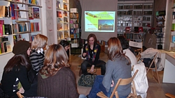 Manuela Calzini Workshop
